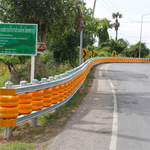 safety rolling barrier