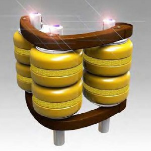 safety roller cushion_normal type