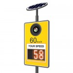 solar speed display